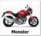 Ducati Monster - Accessories