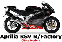 Aprilia RSV Mille R/Factory - Carbon Products