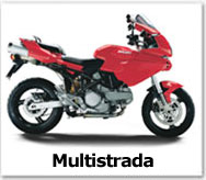 Ducati Multistrada - Carbon Products