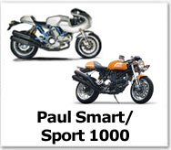 Ducati Paul Smart/Sport 1000 - Arrow Exhausts